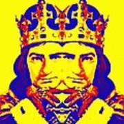 Laurence Olivier Double In Richard IIi Poster