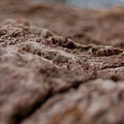 Lava Rock Landscape II Poster