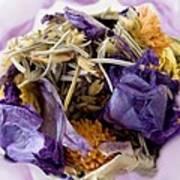 Lavender Potpourri Poster