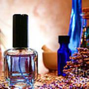 Lavender Shop Poster