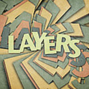 Layers Poster