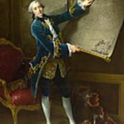 Le Comte De Vaudreuil Poster