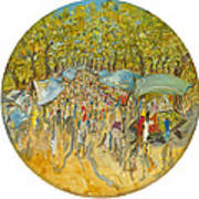 Le Marche De Toulon - Orig. For Sale Poster