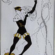 Le Pavillion D'armider Poster