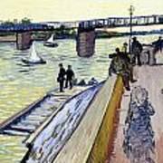 Le Pont De Trinquetaille Poster