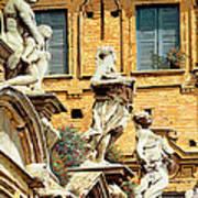 Le Statue Poster