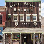 Leadville Saloon Poster