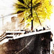 Leaving Ship Poster