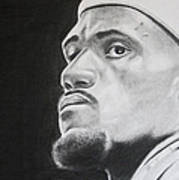 Lebron Poster by Don Medina