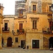 Lecce Stone Poster