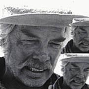 Lee Marvin Monte Walsh #1 Old Tucson Arizona 1969-2012   Poster