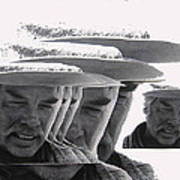 Lee Marvin Monte Walsh #2 Old Tucson Arizona 1969-2012   Poster