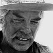 Lee Marvin Monte Walsh Variation 1 Old Tucson Arizona 1969-2012 Poster