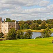 Leeds Castle Golf 2 Poster