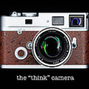 Leica M7 Poster by Dave Bowman