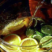 Lemon Limeade Poster