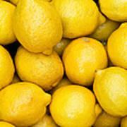 Lemons 02 Poster