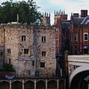 Lendal Tower York Poster