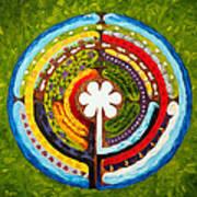 Lenten Labyrinth Poster