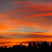 Lenticular Sunrise Poster