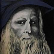 Leonardo Da Vince Poster