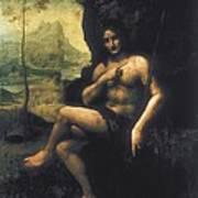 Leonardo Da Vinci, School Of First Half Poster by Everett