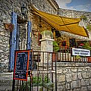 Les Baux De Provence France Dsc01887 Poster