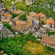 Les Baux De Provence France Dsc01915 Poster