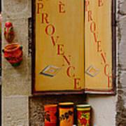 Les Baux De Provence France Dsc01931 Poster
