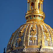Les Invalides Dome Poster