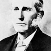 Lester Frank Ward (1841-1913) Poster