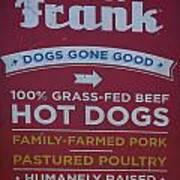 Lets Be Frannk Poster