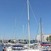 Sailboat Series 02 Poster