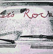 Lets Rock Poster