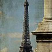 Letter From Paris Poster