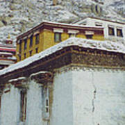 Lhasa Tibet 1 By Jrr Poster