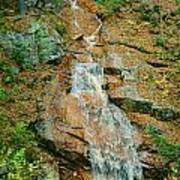 Liberty Gorge Falls Poster