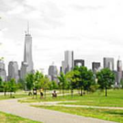 Liberty Park Poster