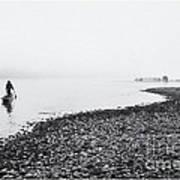 Life At Mekong River Poster