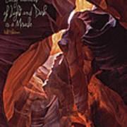 Light And Dark Poster