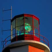 Lighthouse In Nova Scotia Poster