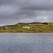 Lighthouse Island Poster
