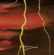 Lightning Sky Poster