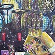 Lights Poster by Linda Vaughon
