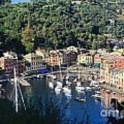 Liguria - Portofino Poster