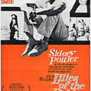 Lilies Of The Field, Sidney Poitier Poster