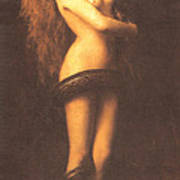 Lilth Poster by John Collier