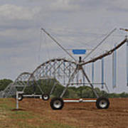 Limestone County Crop Irrigation Poster