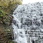 Limestone Falls 2 Poster