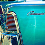 Lincoln Continental Poster
